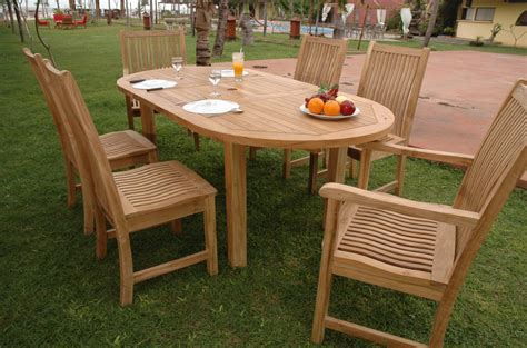 Teak Patio Furniture Set Outdoor Teak Patio Furniture Teak Patio Dining Set Outdoor Furniture Homeblu