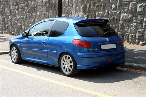 peugeot models list peugeot 206 history of model photo gallery and list of
