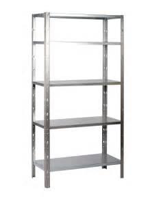 B Q Bathroom Shelves B Q 5 Shelf Steel Shelving Unit Departments Diy At B Q