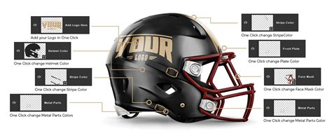 softball helmet design your own top logo design 187 design your own football helmet logo