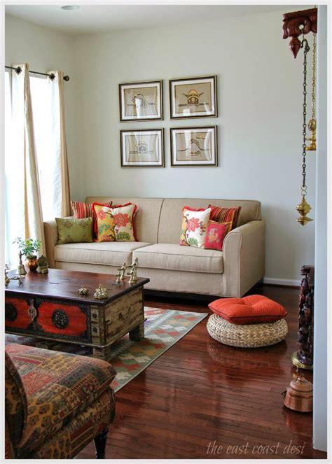 indian style living room interior design for small living room indian style