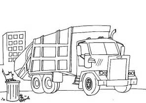 garbage truck coloring page excavator coloring pages ace coloring design 21416