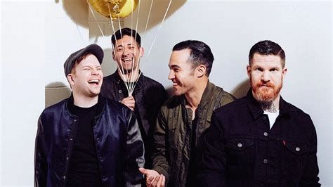 Fall Out Boy I fall out boy comparte la nueva canci 243 n quot chion quot