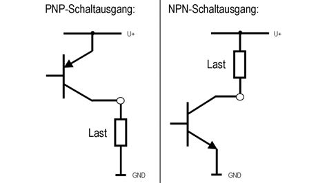 transistor npn pnp unterschied 28 images electrnica bipolartransistor bjt using an npn vs