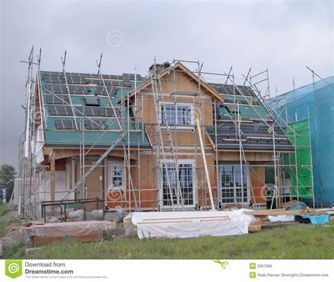 House Construction Royalty Free Stock Images   Image: 2957369