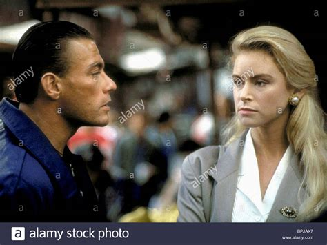 Alonna Set jean claude damme alonna shaw impact 1991