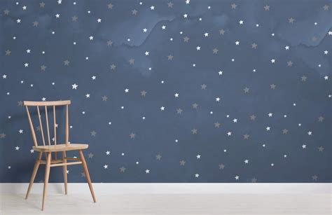 starry night wallpaper mural murals wallpaper