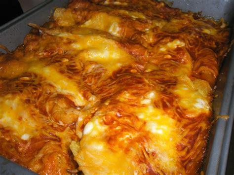 Cottage Cheese Chicken Enchiladas Cottage Cheese Chicken Enchiladas