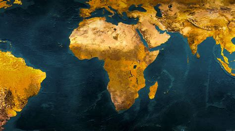 africa map 3d wallpaper earth by day walldevil