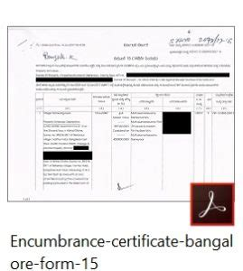 encumbrance certificate for property buying know all about encumbrance certificate in bangalore