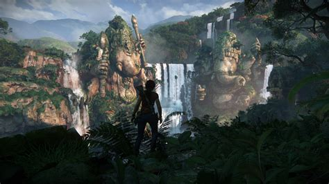 Lost Legacy by Uncharted Lost Legacy Review Pass The Torch Usgamer