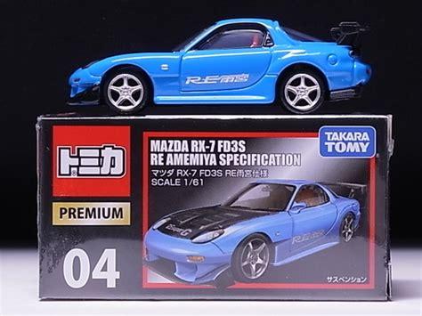Takara Tomy Tomica Premium Mazda Rx 7 Fd3s Re Amemiya Sp Tomy Mall tomica takara tomy premium 04 mazda rx 7 fd3s re amemiya