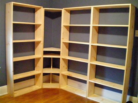 how to build a simple bookcase 15 best collection of build bookcase wall