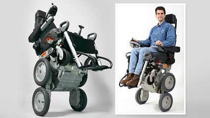 sedia a rotelle per scale ibot concept della nuova sedia a rotelle robotizzata