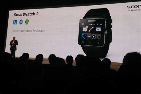 Dan Spek Sony Smartwatch 2 Sony Memperkenalkan Smartwatch 2 Kalis Air Dan