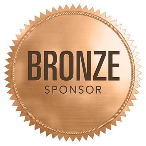 Sponsorship Letter Gold Silver Bronze bronze