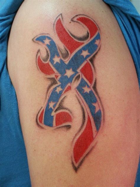 hillbilly tattoos tattoos browning symbol tattoos