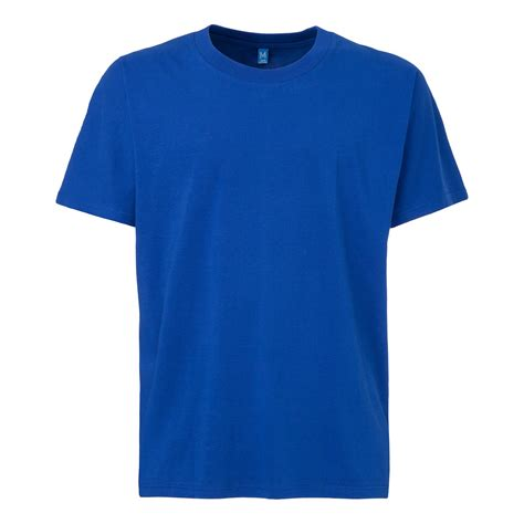 t shirt tt16 t shirt blue fairtrade gots sale man