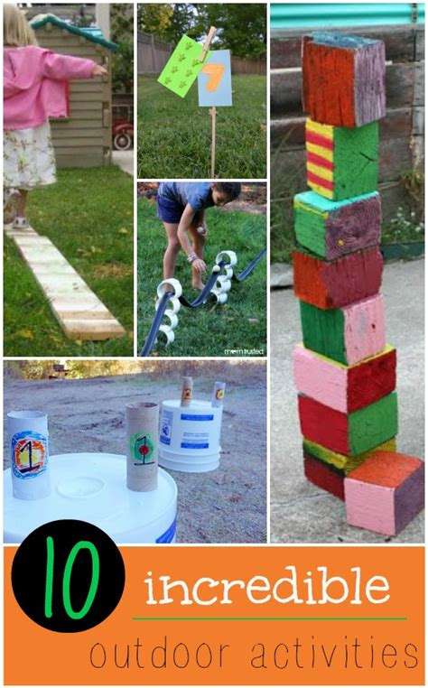 backyard activities backyard cing crafts for toddlers