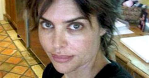 lisa rinnamakeup see what lisa rinna looks like without any makeup us weekly