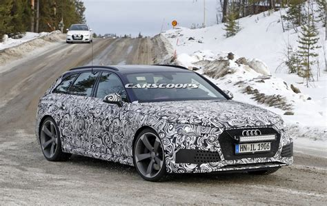 audie rs4 2018 audi rs4 avant is about to return in all its fender