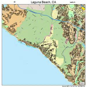 map of laguna california laguna california map 0639178
