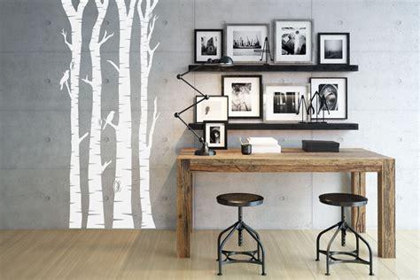 schöne wohnzimmer wände esszimmer wanddeko idee