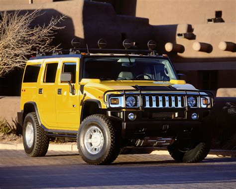 lamborghini hummer hybrid 2007 hummer h2 pictures history value research news