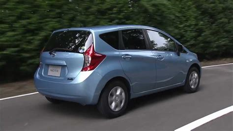 Nissan Note 2012 Trailer Hd