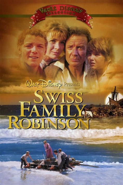 The Swiss Family Robinson swiss family robinson 1960 cine