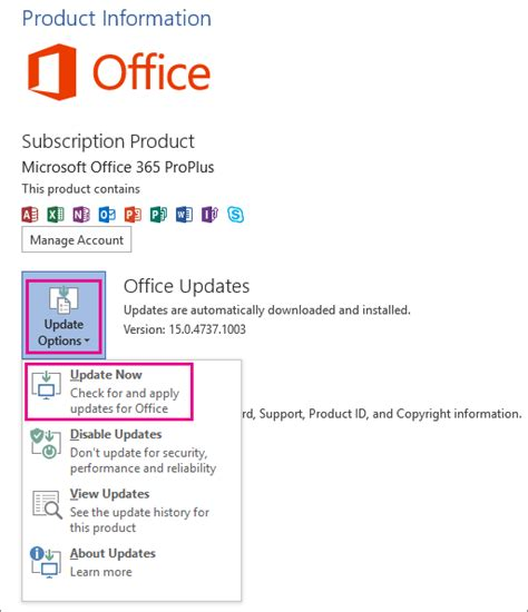 update office and your computer with microsoft update