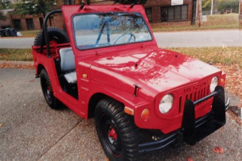 Suzuki Lj20 1972 Suzuki Lj20 Brute Suv 181860