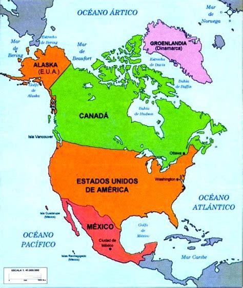 mapa america con division politica mapa america con division politica imagui
