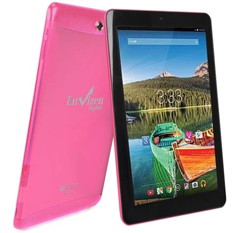 android tablets on sale envizen 10 1 quot tablet 32gb android 4 4 wifi 3g t mobile w cams evt10q ebay