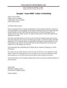 loan modification hardship letter template hardship letter how to write a hardship letter