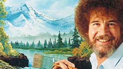 bob ross painting review finally someone did a statistical analysis of bob ross
