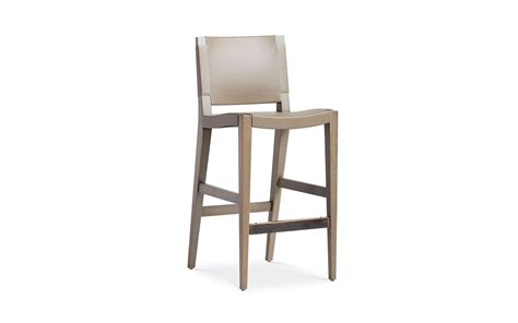 Bar Stool Foot Plate by Seating Dining Chairs Troscan Design Shown In Walnut