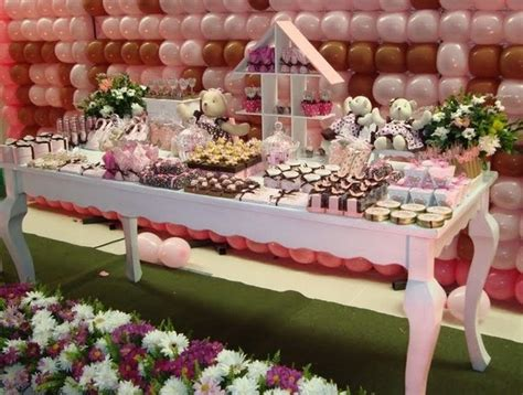 Baby Shower Table Decoration Ideas by Baby Shower Table Decorations Favors Ideas