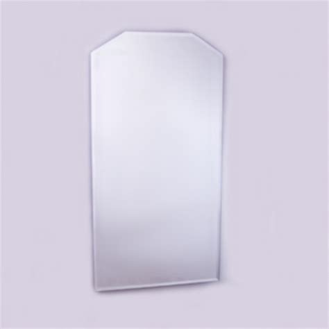 ginger bathroom mirrors ginger empire small frameless mirror beveled 641n