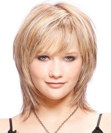 hair style for a fat face 2014 top 25 hairstyles for fat faces of women to look slim