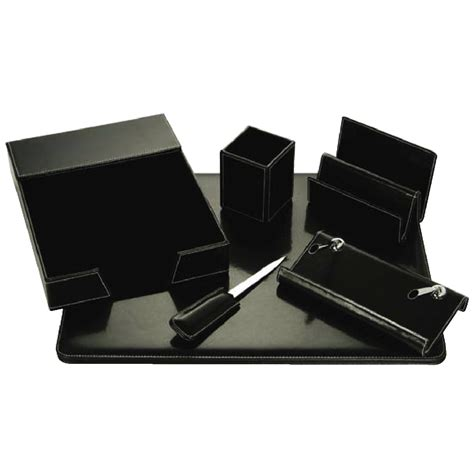 leather desk sets halflifetr info