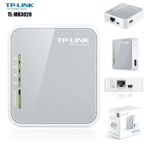 Tp Link Tl Wr3020 Up To 300mbps Wireless N Router Portable tp link tl mr3020 portable 3g 4g dongle wireless n router