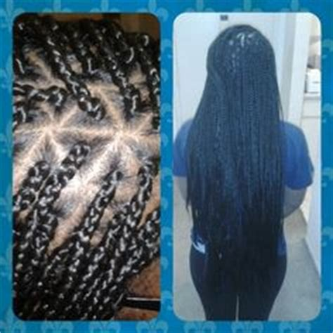 how to part triangles in hair triangle parting box braids hair pinterest boxes