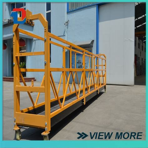 used swing stage for sale hot hoist lifting window cleaning system swing stage buy