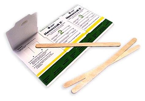 colonosopies or home test kits