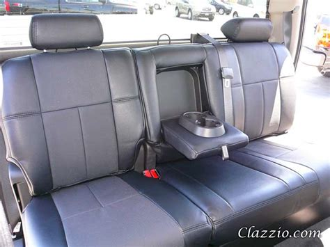chevrolet leather seat covers chevy silverado clazzio seat covers