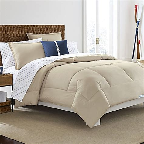 solid twin comforter buy southern tide solid twin comforter in sand from bed