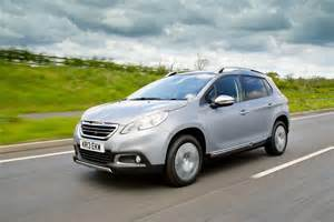 Suv 2008 Peugeot Peugeot 2008 Suv Pictures Carbuyer