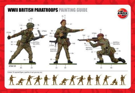 d day a captivating guide to the battle paratroops iiww airfix 02701