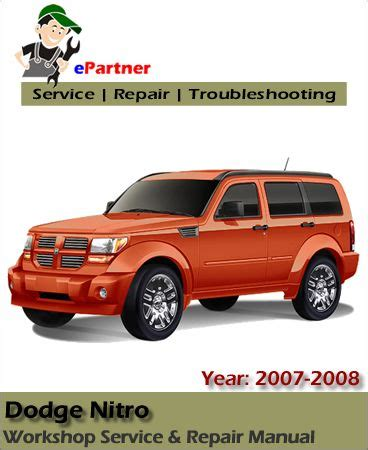 best auto repair manual 2009 dodge nitro security system 18 best dodge service manual images on repair manuals atelier and autos